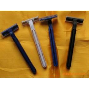 一次性不锈钢双层剃须刀,洗浴中心,桑拿一次性剃须刀