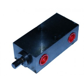 20双向液压锁 液压锁 碳钢