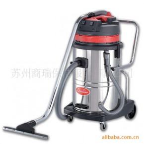 60升不锈钢桶二马达吸尘吸水机(千秋架)