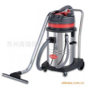 60升不锈钢桶二马达吸尘吸水机