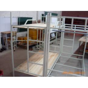 韶关床架厂,专业生产铁床架,欢迎有需要的人士来样来图定做。
