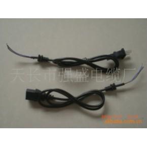自主生产电动车充电器专用线