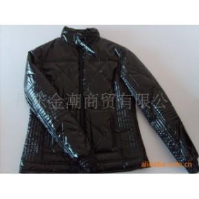 提供 韩版 纳棉 男士 涂层 棉 夹克
