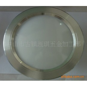 6寸LED筒灯外壳/高品质LED外壳