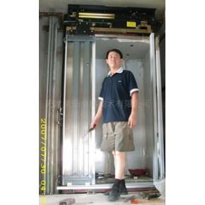 家用电梯--营口实例 天津家乐电梯