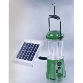 太阳能小提灯带调频收音机HTPSL006