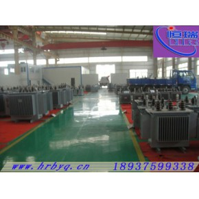 S11-M-80/10油浸式电力变压