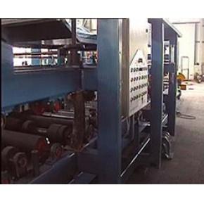 彩钢复合板设备、夹芯板生产线