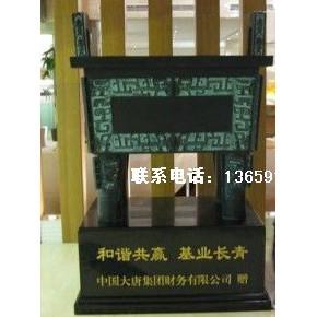 江西青铜器工艺品厂家定制&仿古仿真工艺品大摆件青铜器大鼎