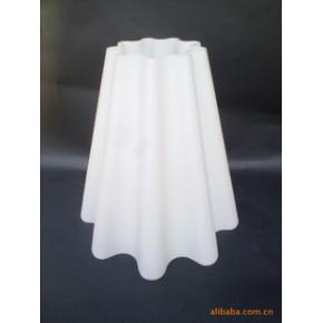 纯色奶白玻璃 玻璃 欧式