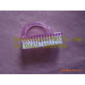 塑料指甲刷,nail brush清洁刷子 修甲扫工具 指甲钳套装组合
