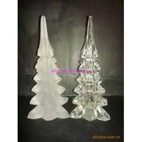 压制玻璃圣诞树 其他 普通玻璃