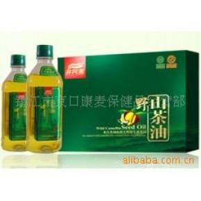 野生压榨山茶油 茶母山 1(kg)
