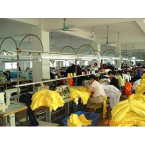 南昌市美盛针织服装厂承接服装来料加工