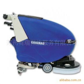 超宝牌CB-461C电线式自动洗地吸干机