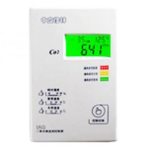 二氧化碳CO2 及温湿度监测警示器(浓度检测仪)B3桌面系列