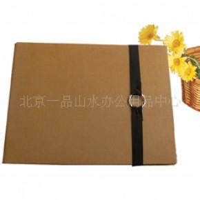 【23元特卖】简约手工牛皮纸相册、DIY粘贴相册签名册