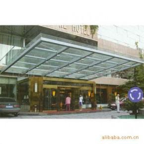 上海钢结构玻璃雨棚专业生产,全国批发钢结构雨逢