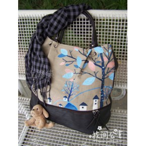 2011年流行帆布包,包包批发,休闲包包