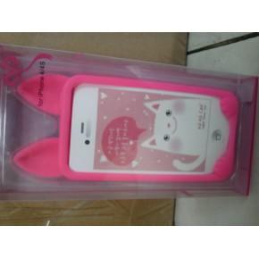 新iPhone硅胶手机套现货供应