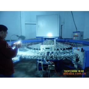 螺旋型节能灯无积粉涂粉机  涂粉机    无积粉涂粉机  节能灯设备
