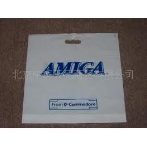 各种颜色塑料手提袋(化妆品,服饰,礼品)