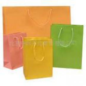 彩色印刷纸袋手提袋 zrty