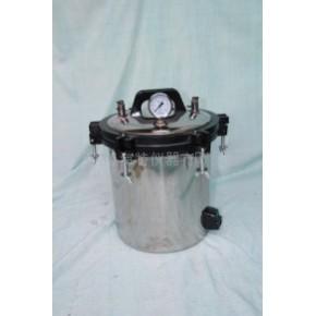 YMSII-280B 手提式灭菌锅 高压灭菌锅 18L