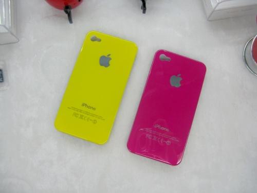 iphone4/4S专用精品手机保护壳批发