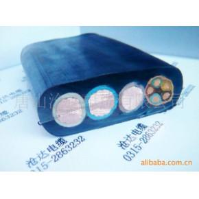 机械设备用YCWBP屏蔽型扁平软电缆