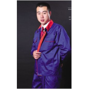 定制企业人员工作服/上海员工工作服