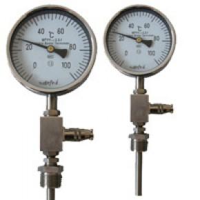 远传式双金属温度计测温精度高,性能好,适用各种场合。