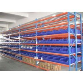 批发万能角钢、仓储货架、超市货架及配件