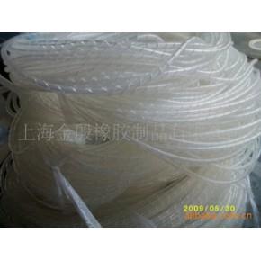 光纤缠绕管硅胶螺旋管 硅橡胶
