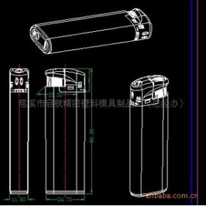 QE-802-R塑料打火机,电子打火机,礼品广告