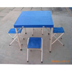 优质折叠桌椅 ABS塑料