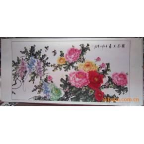 天津 河北 北京批发国画字画 品种齐全