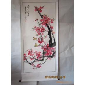 国画批发 三尺 四尺 六尺 丈二 品种齐全 质优价廉