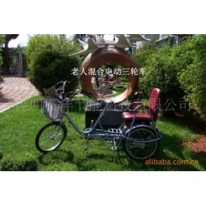 (增程式电动三轮车) 金城石洋