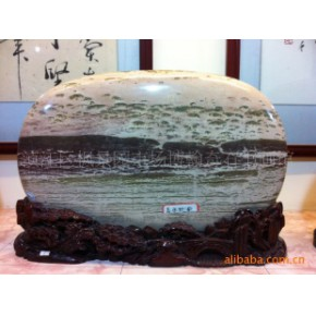 【博翰奇石】长江石,三峡石《高原牧歌》