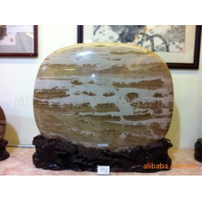 【博翰奇石】长江石,三峡石《满载而归》