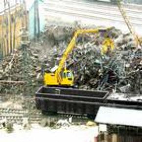 提供废钢材的仓储与配送服务