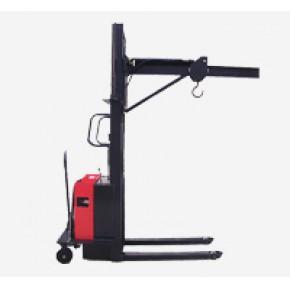 半电动叉车:TAD系列手推电升吊臂车