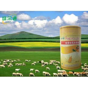 """产品""""植物王国""""云南的香格里拉高原生态、无污染松花粉"""