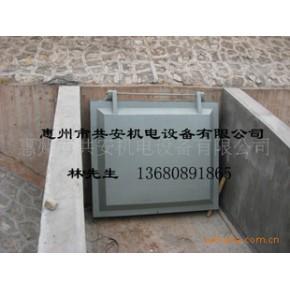 复合材料拍门 方形3米宽