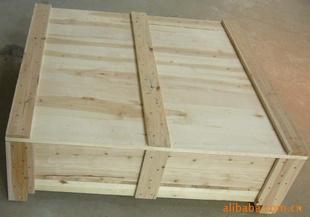 大连木制包装箱 机械包装箱