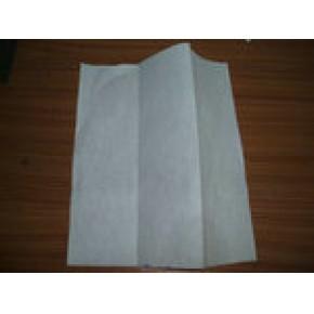 三折擦手纸(不压花) 折叠式擦手纸