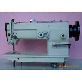 自动加油曲折缝纫机,厚料,大旋梭,机身比同类机种重(运转稳)