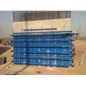 钢模板  空心桥墩模板 q235