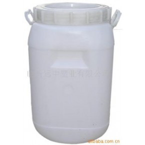 25kg保鲜食品塑料桶  25L白色塑料食品桶